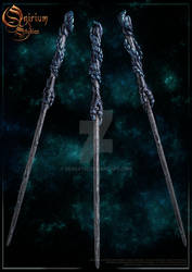 Magic Wands - Ravenclaw inspired