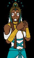 High Priestess of Kanei