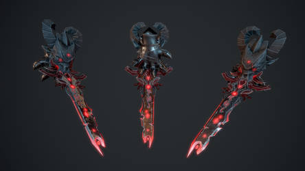 Melee Weapon by Vederant