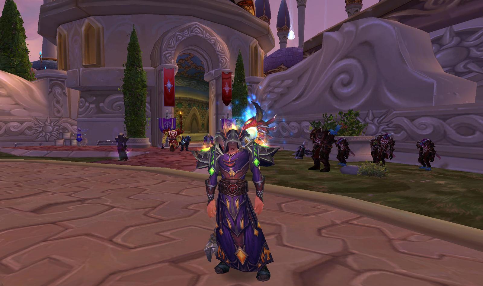 Me, Blood Elf Shadow Priest by Filanwizard on DeviantArt