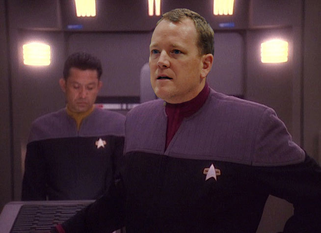 Deviantart Starfleet Captains Tylan Schan: Tom Paris On StarTrekVoyager