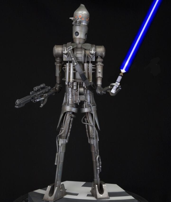 Jedi Assassin Droid by Elephant883