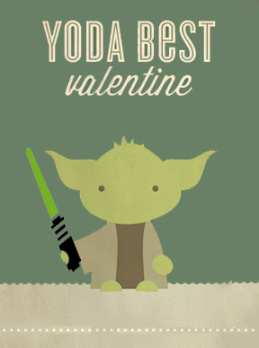 Yoda Best Valentine By Elephant883 ...