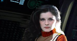 Cadet Kathryn Janeway