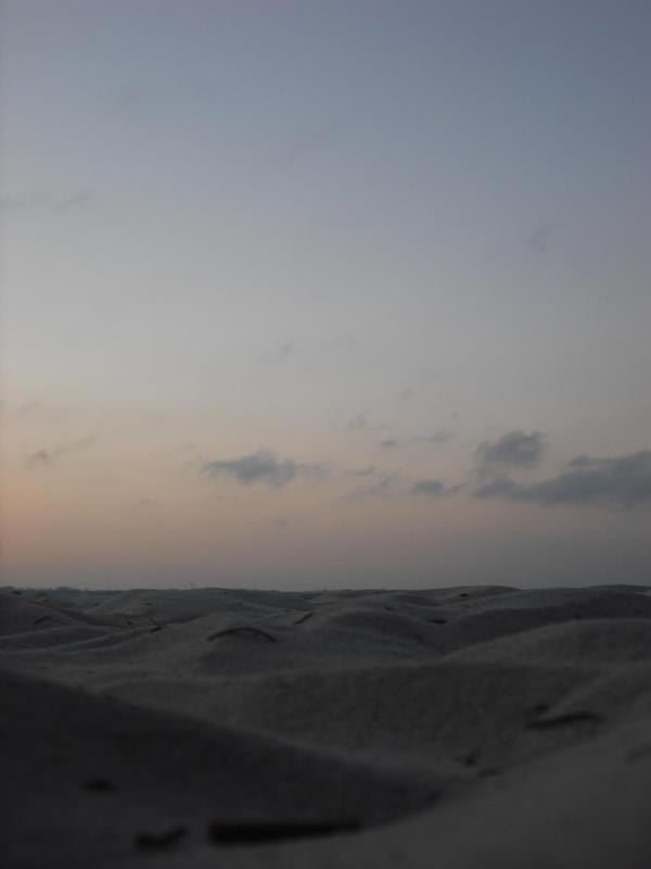 The Desert by Daato-Omata