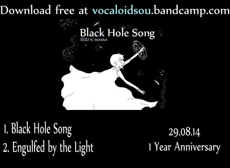 Black Hole Song ft. AVANNA Free Download by XxOtakuChiceexX