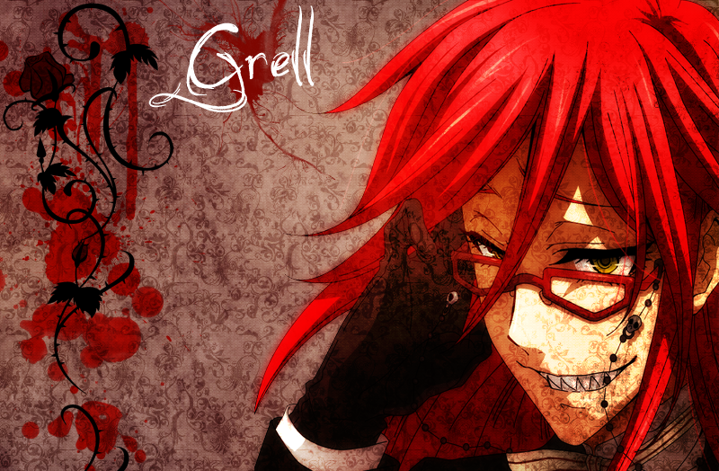Grell by Suigint