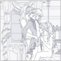 AT: Bed Time Story by mayonakakisu