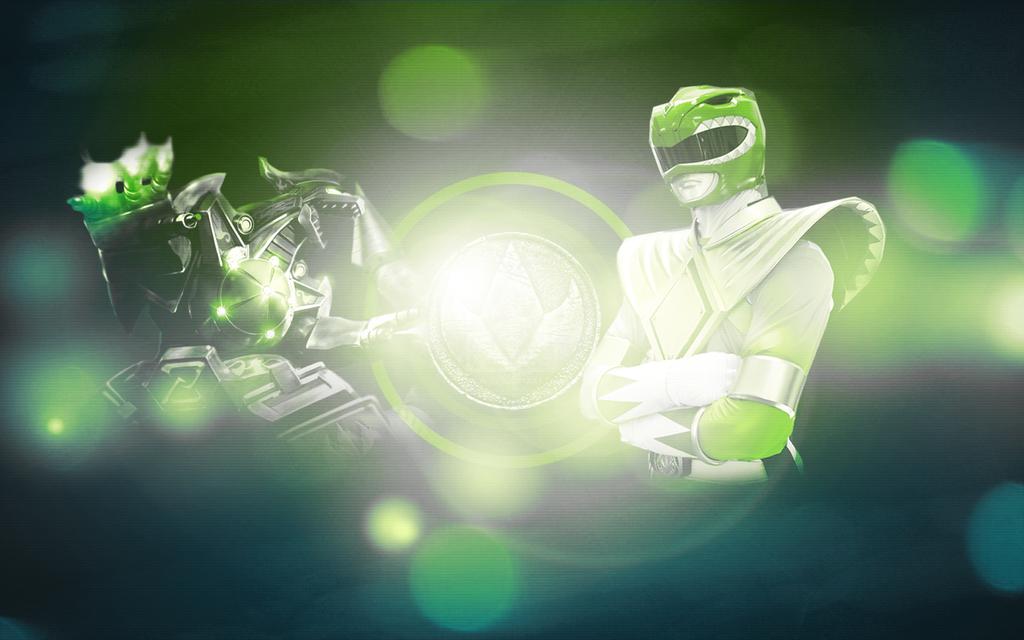 Green-ranger-power-rangers-widescreen-wallpaper by IUIII