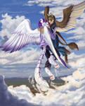 In Flight, Kyrian and Nova