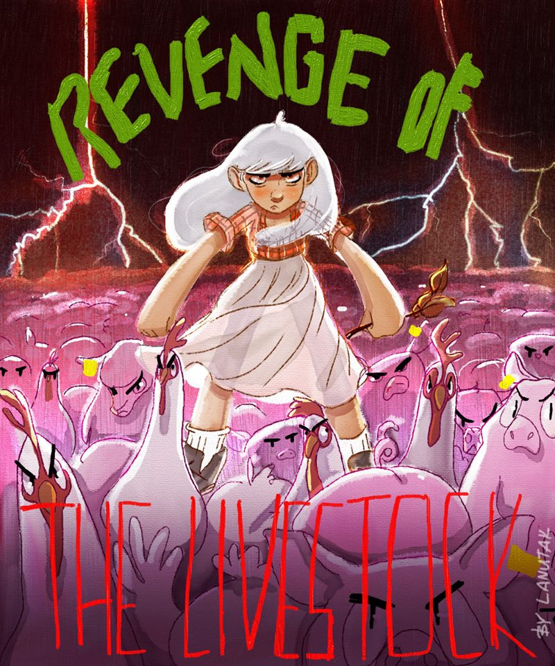 Revenge of the Livestock