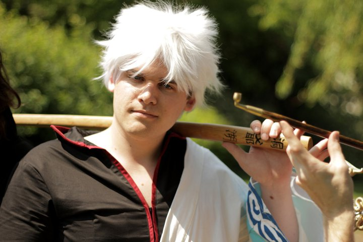 gintoki cosplay - photo #20