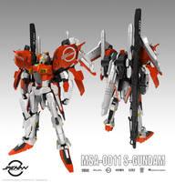 S-Gundam by Jaychan1