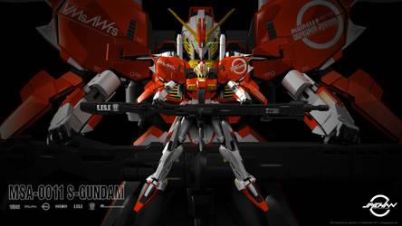 S-Gundam wallpaper