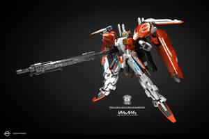 Ex-S Gundam by Jaychan1