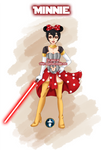 Jedi Disney Princess Minnie