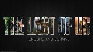 The Last of Us - Logo Wallpaper
