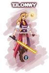 Jedi Disney Lady Eilonwy
