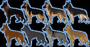 German Shepherd Imports (Open!)