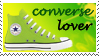 Converse lover by ShadowinLight
