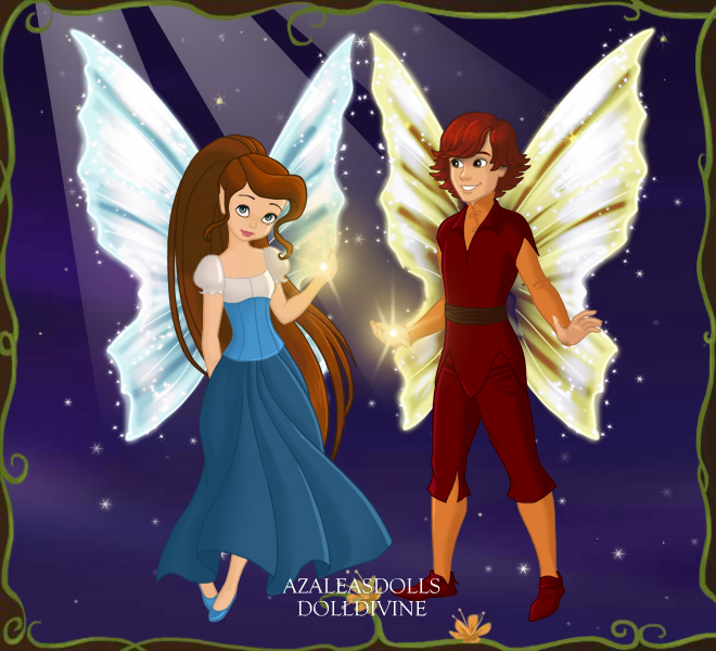 Fairy Thumbelina and Prince Cornelius by ArielxJim08 on ...