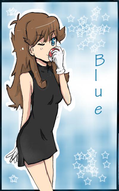 Pokesupe - Blue by Tomopaii