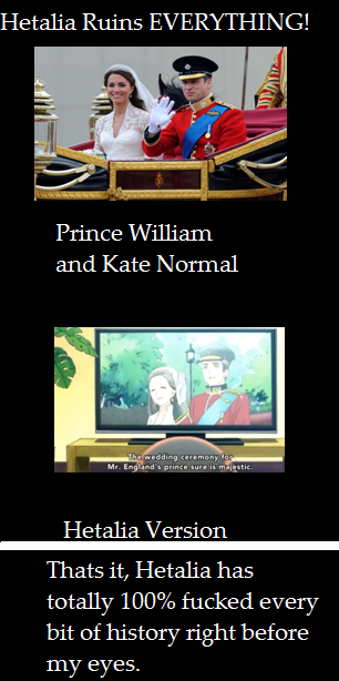 Hetalia beautiful World- Prince William and Kate by peppermix14 on ...