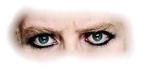 Tim Minchin's Eyes