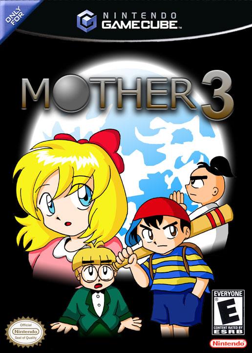 Mother 3 Box Art by emiliosan on DeviantArt