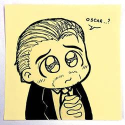 Give Leo that Oscar already