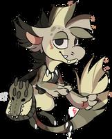 Trash Cheeb by crocopossum