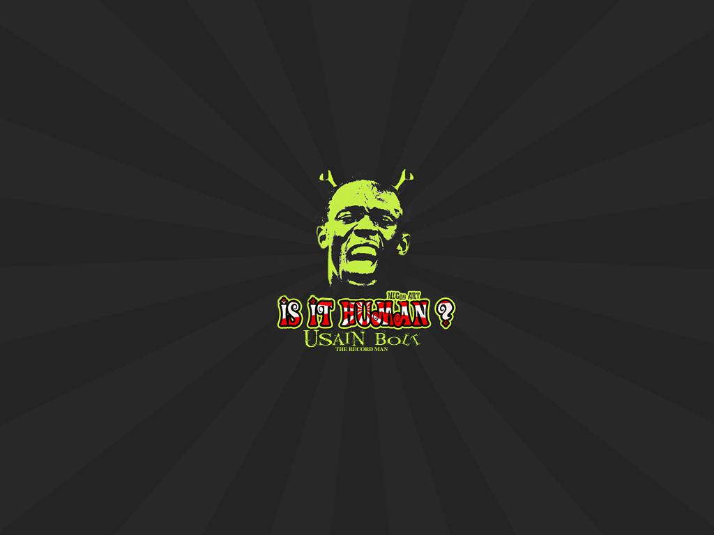 Usain Bolt by Nicoezm