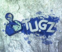 TUGZ logo splash