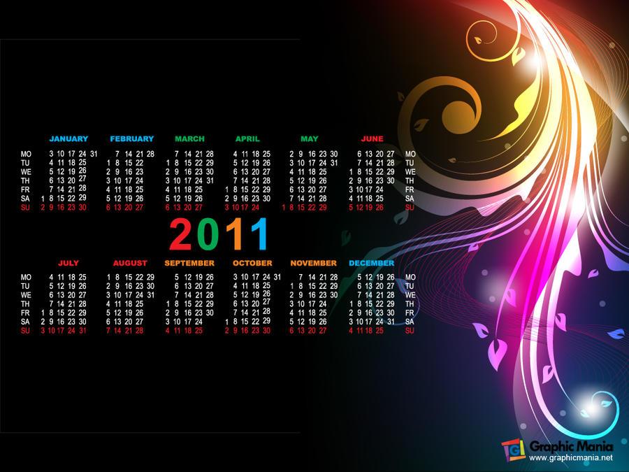 Calendar Abstract Art : Calendar abstract by rafiqelmansy on deviantart