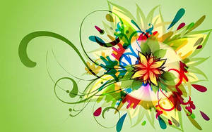 Abstract Backgrounds Vector 03 by rafiqelmansy