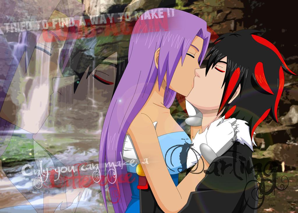 Shalody Kiss by mekanomi111