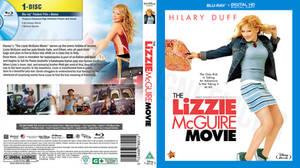 Lizzie Mcguire Movie Blu Ray