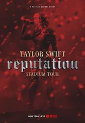 Taylor Swift Reputation Tour Poster