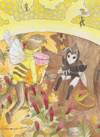 Honey for the messenger by Malik-no-Ga
