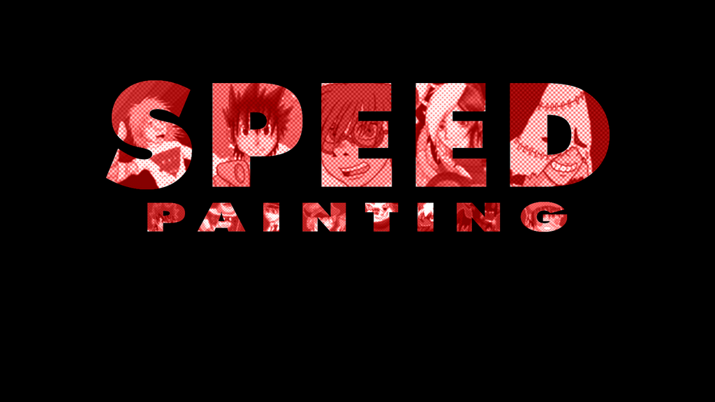 Text for introduction (SPEEDPAINTING) by Malik-no-Ga