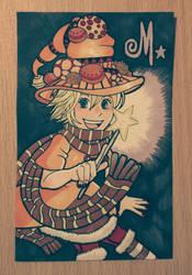 Ponchonnette by Malik-no-Ga