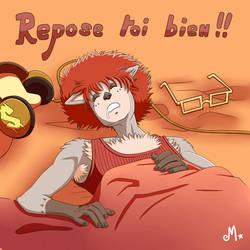 Repose toi bien ! (Red version) by Malik-no-Ga