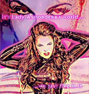Asmondena lady Mistress Asmondena