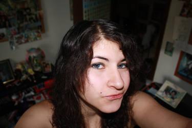 My face by CelestialNinfia