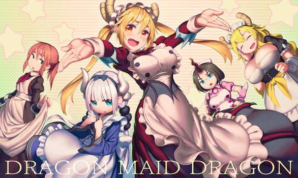 Dragon Maid Dragon