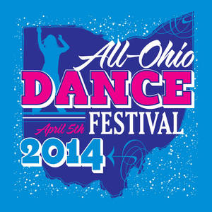 All Ohio Dance Festival 2014 Front