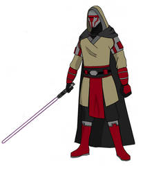 Star Wars Rebels: Revan by avenger09