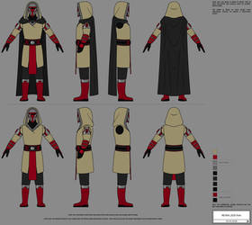Revan Character Model by avenger09