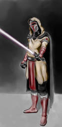 Revan The Grey Knight by avenger09