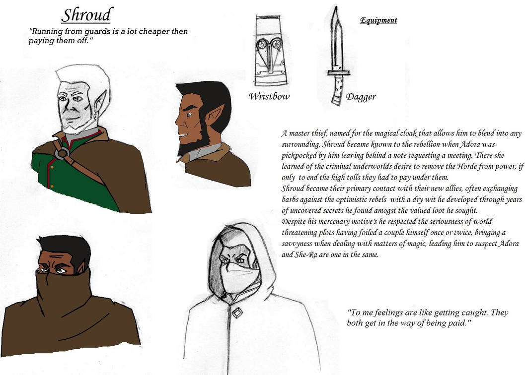 Masters of the Universe Shroud